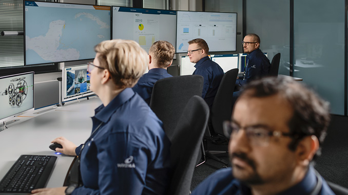Wärtsilä's Data-Driven DMP solution utilises digital technology and expert analysis to maximise asset uptime