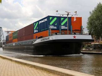 Wärtsilä and its fellow ZES partners are committed to promoting emissions-free operations for inland waterway transport