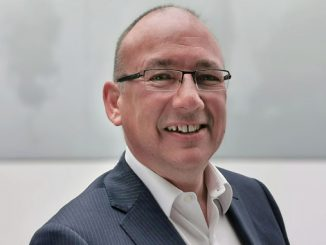 Andrew Stannard, Chief Operating Officer for AGR in the UK, Middle East and Africa