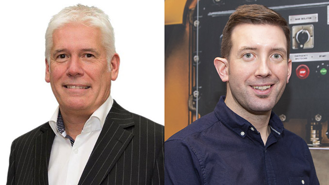 Callum Falconer and Steve Simpson have both been nominated onto the DNS board