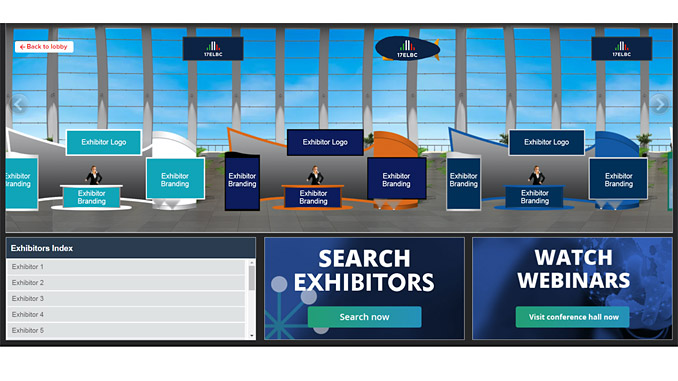 The ELBC Exhibition goes virtual in 2020 (illustration: ELBC)
