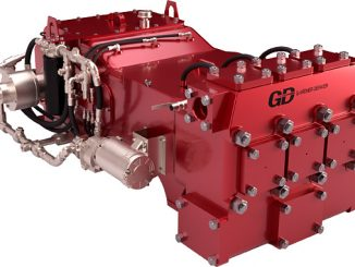The GD 250HDD pump serves as a durable, reliable pump for a range of horizontal directional drilling (HDD) applications