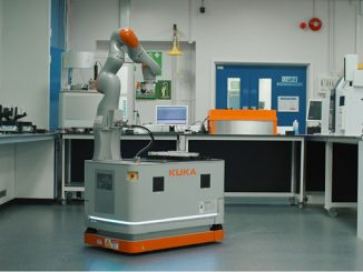 The University of Liverpool's Cooper Group has developed one of the world's most advanced automated robot chemists, able to perform hundreds of experiments in a single day