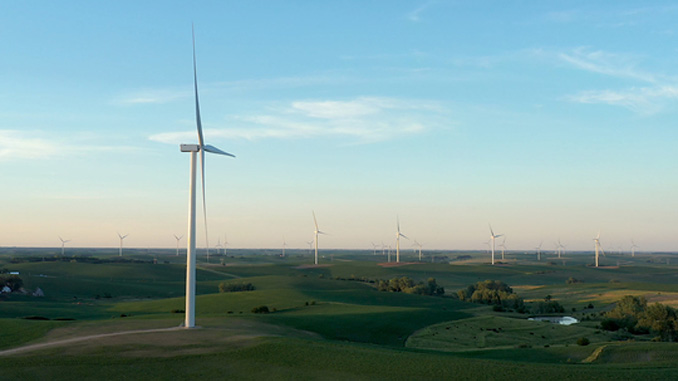 The 82-wind turbine Plum Creek project demonstrates the company's expanding US footprint and track record of on-time completions