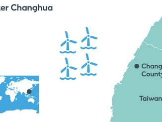 Greater Changhua 2b & 4 will be located adjacent to the 900 MW Greater Changhua 1 & 2a offshore wind farm which Ørsted is currently constructing