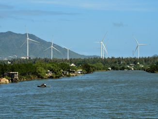 In Vietnam, Siemens Gamesa has built three wind farms, with seven more wind farms under construction (photo: SGRE)