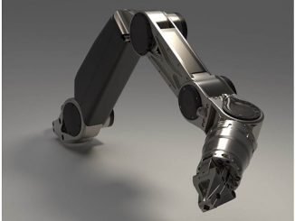Saab Seaeye's first seven-function all-electric work-class manipulator – a significant advance in underwater robotic technology