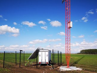ZX 300 wind Lidar deployed in mobile trailer to validate 50-metre met mast