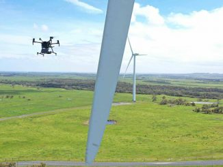 Vestas using Sulzer & Schmid drone tech in the Asia Pacific region