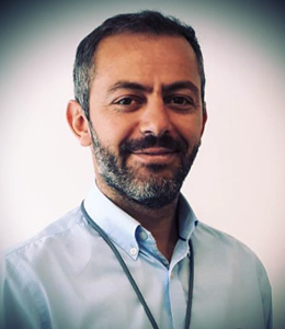Toufik Khitous is Business Development Manager for North Africa at Wärtsilä Energy Business
