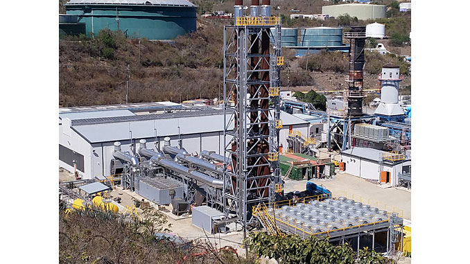 VIWAPA – Randolph Harley Power Plant Expansion Project with WAPA-2 site