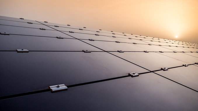 Egypt aims to produce 20% of its electricity using renewable sources by 2022 and 42% by 2035 (photo: Wärtsilä)