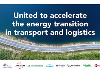The coalition's objective is to unite in order to accelerate the energy transition in transport and logistics (illustration: Wärtsilä)