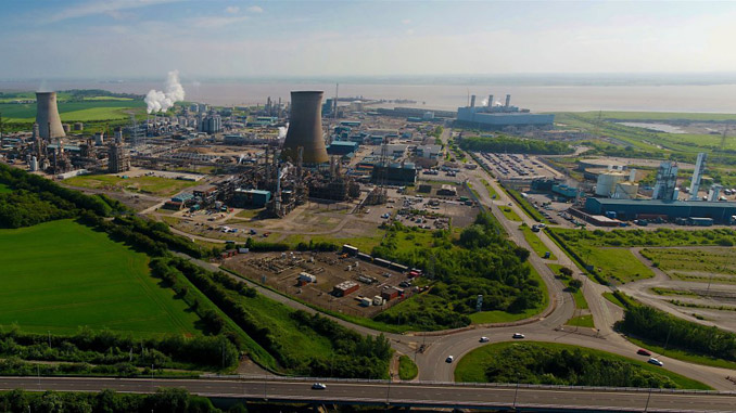 Saltend Chemicals Park (photo: px Group)
