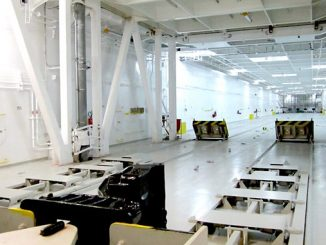 MacGregor lifting or loading platforms are custom-made to suit specific needs