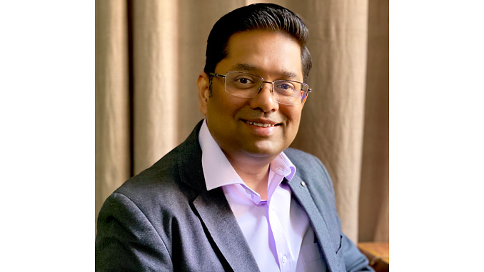 McMenon regional general manager for the Middle East and Asia-Pacific regions, Bipin Nair