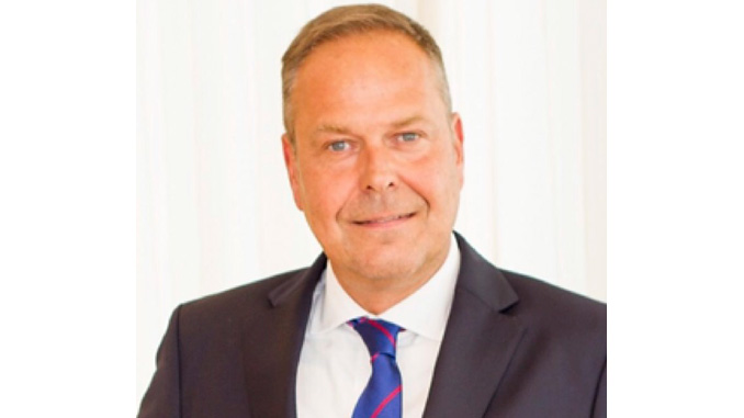 Newport Shipping's Managing Director, Germany, Ingmar Loges