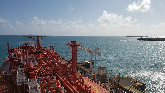 The World of Port solution is a single source of trusted data for global oil and gas majors, shipping companies and ship managers (photo: Angel Colon)