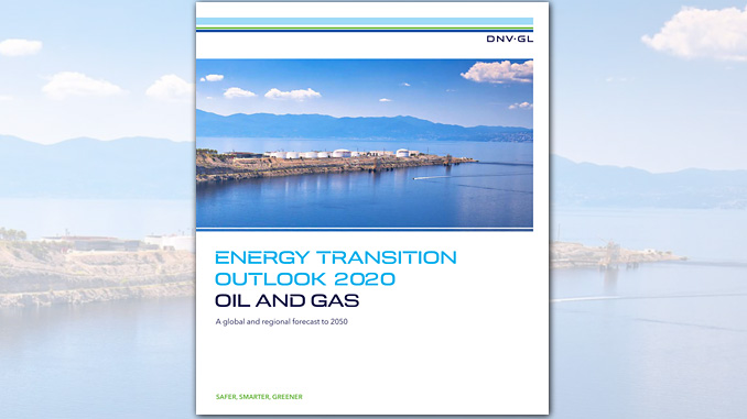 DNV GL's 'Energy Transition outlook' is now in its fourth year (illustration: DNV GL)