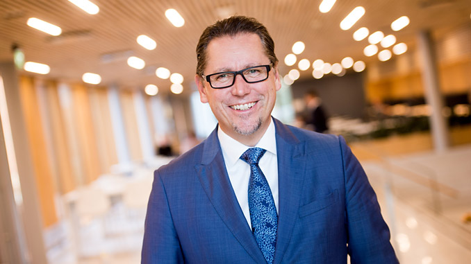 Group President and CEO of DNV GL, Remi Eriksen