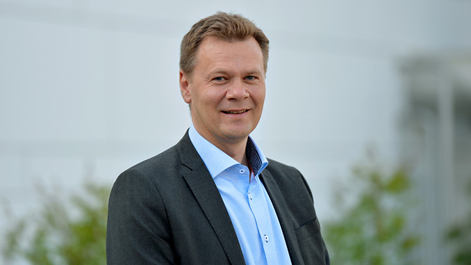 Senior vice president for Business development in New Energy Solutions in Equinor, Jens Økland