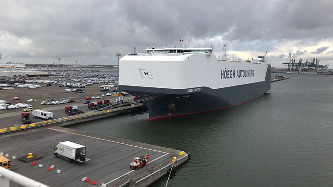 By combining the benefits of Kongsberg Digital's Vessel Insight and MAN Energy Solutions' PrimeServ Assist, Höegh Autoliners will gain a holistic data infrastructure solution to facilitate efficient operation