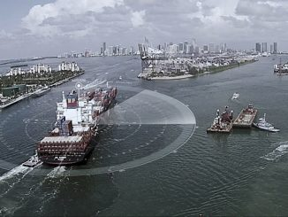 Kongsberg Digital's ANRS simulator will aid in training mariners in safe navigation of Singapore port