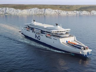 ABB to supply electric, digital and connected solutions for P&O Ferries' two new vessels, including Azipod® propulsion and energy storage, cutting fuel consumption by one ton per return trip across the English Channel