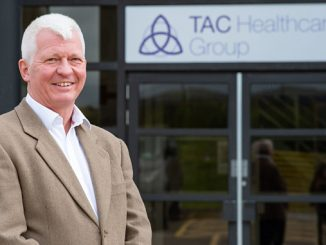 High-tech: The TAC's clinical director, Ken Park, says that offering accurate testing in minutes provides a greater opportunity to avoid sending potential carriers onto an asset or vessel, where the virus could easily spread and cause a whole operation to shut down