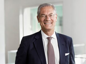Vattenfall CEO, Magnus Hall