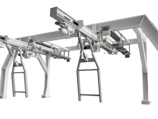 The 2TDB-7000 – Vestdavit's most sophisticated dual-point davit system to date