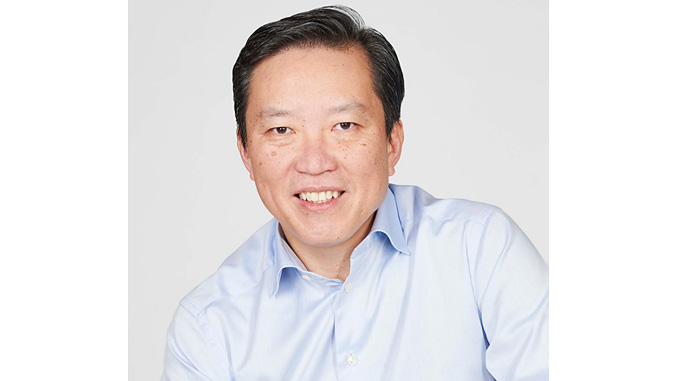 William Lin, bp executive vice president for regions, cities & solutions