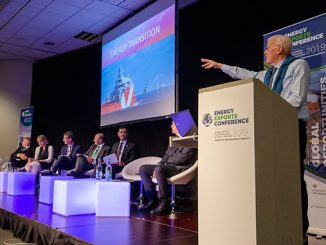 The Scottish businessman and philanthropist Sir Ian Wood will be joined by ministers at the UK, Scottish and Welsh governments during the Opening Keynote Plenary (photo: EIC)