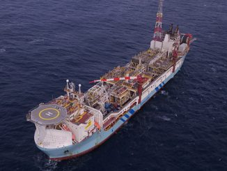 'Aoka Mizu FPSO' at Lancaster field