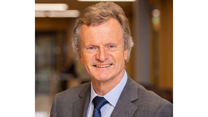 DNV GL's Chair of the Board Jon Fredrik Baksaas