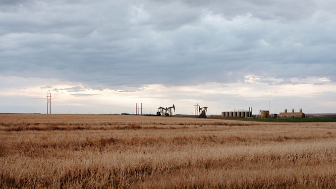 Oil field in the Bakken area, North Dakota (photo: Equinor ASA/Einar Aslaksen)