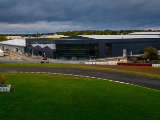 Lotus' headquarters in Hethel, Norfolk, UK, is undergoing huge development as the business invests in its carbon-neutral future (photo: Lotus)
