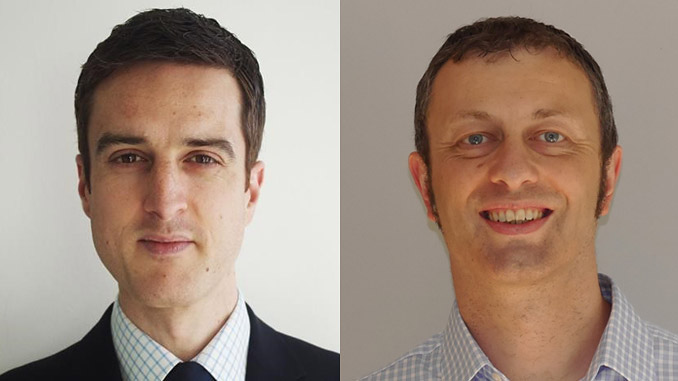 Steven Cowan, Technical Director at Padd Energy and David O'Donnell, Principal Engineer