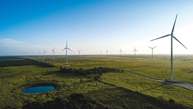 Siemens Gamesa meets its target 5 years ahead of its original schedule and advances in its roadmap to achieve net-zero emissions by 2050