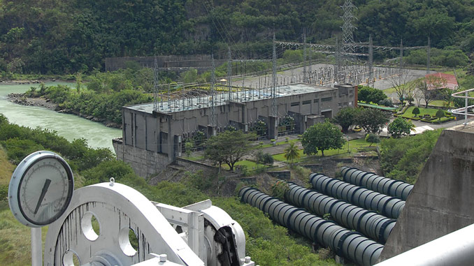Magat hydropower plant: Hydropower has inherently attractive characteristics including storage, perpetual asset life, and low operational risk and gearing