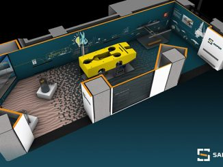 A 75-square-metre space dedicated to Saipem's marine technologies has been inaugurated as part of the grand opening of the new Trieste headquarters of the Science Centre Immaginario Scientifico