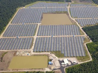 The 47 MW Redsol project in Northwest Malaysia