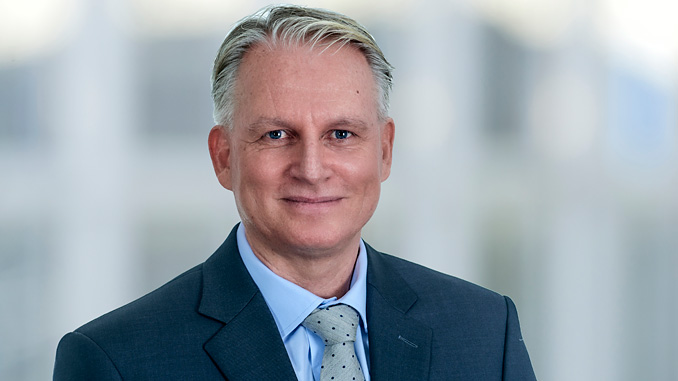 Semco Maritime Senior Vice President for Oil & Gas, Anders Benfeldt