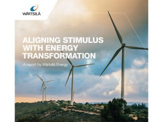 Wärtsilä's report examines the potential to focus governments' energy stimulus explicitly on accelerating transitions towards 100% renewable energy