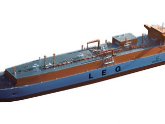 VLEC – very large ethane carrier