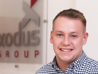 Jamie MacDonald, Xodus' director of operations in Boston