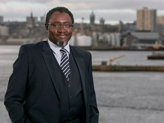 Dr Ollie Folayan, chairman of AFBE-UK Scotland (photo: AFBE-UK)