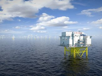 Aibel will deliver two converter platforms for the world's largest offshore wind farm Dogger Bank – the contract with Equinor and SSE has an option for a third platform at the same wind farm