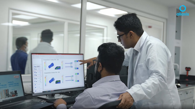 Beyond key activities such as developing new products and introducing new technologies, the centre will also conduct testing and validation procedures (photo: Aliaxis)