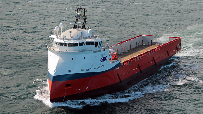 The operating efficiency of the 'CBO Flamengo' will be upgraded with installation of the Wärtsilä Hybrid Solution